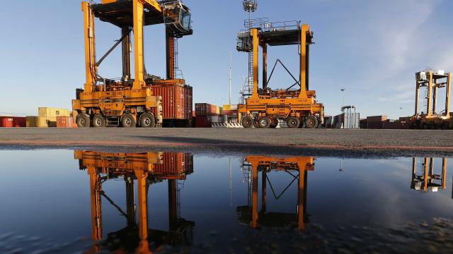 Movimentação do setor portuário sobe 4,7% no primeiro semestre