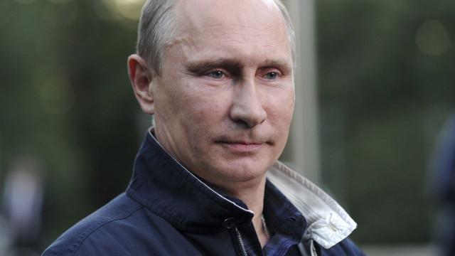 Putin: cessar-fogo na Síria não se refere a operações antiterroristas