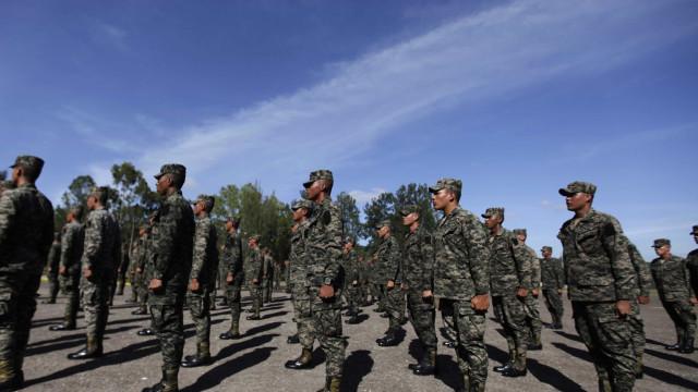 Forças Armadas fazem ação contra o crime organizado em São Gonçalo