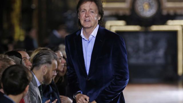 'Tecnologia atrapalha mais do que ajuda', diz Paul McCartney