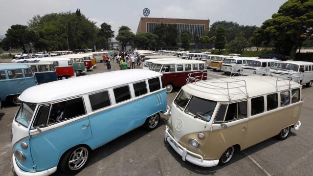 Motoristas de transporte alternativo fazem paralisação geral no Rio