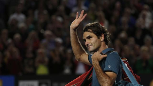 Federer desiste de torneio e Nadal assumirá liderança do ranking