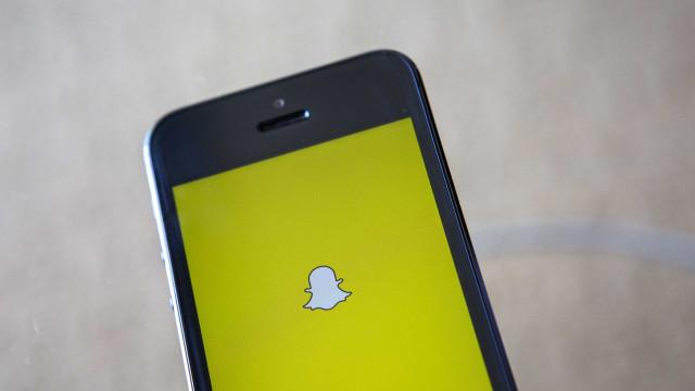 Pela 1ª vez no ano, Snapchat deixa top 10 da App Store