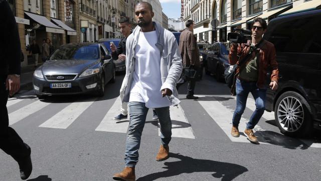 Kanye West foi afastado de festival por fazer exigência 'impossível'