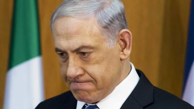 Protesto em Israel pede renúncia de Netanyahu por corrupção