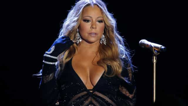 Mariah Carey foi internada após combinar jantar com cantores mortos