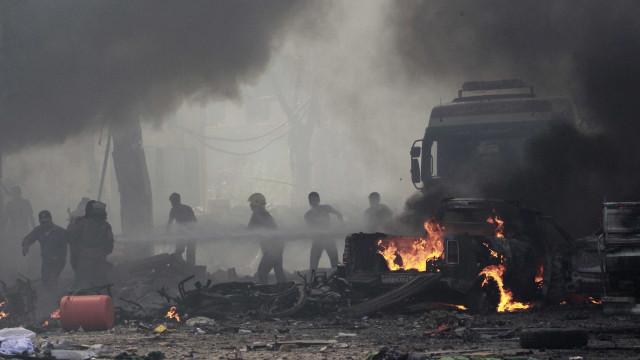 Ataques aéreos dos EUA na Somália matam mais de 60 milicianos