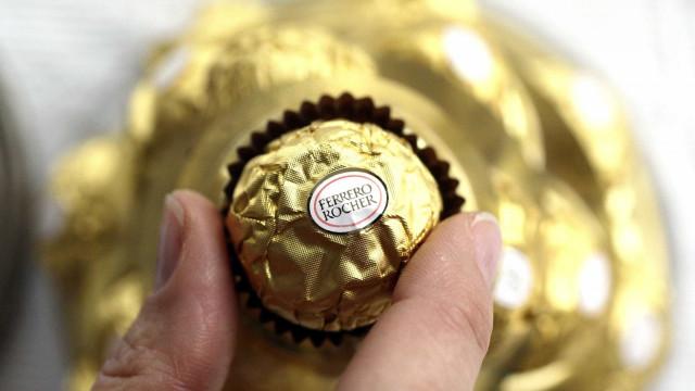 Gosta de chocolate? A Ferrero Rocher está contratando 60 degustadores