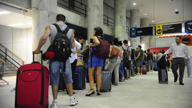 Clientes sem combustível podem cancelar pacote de viagem para o feriado