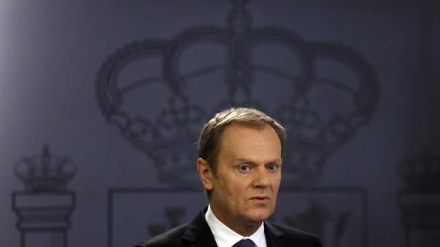 UE critica entraves em negociações do 'Brexit'