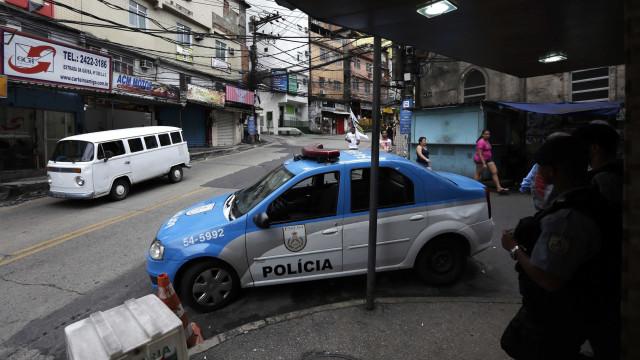 UPP já registra dois feridos em tiroteio na Rocinha, no Rio