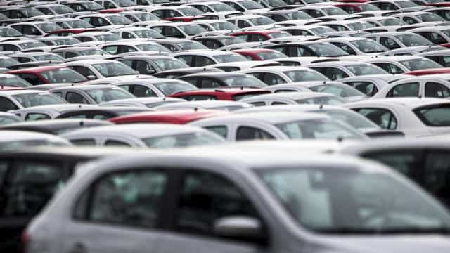 Venda de carros desacelera em 2019