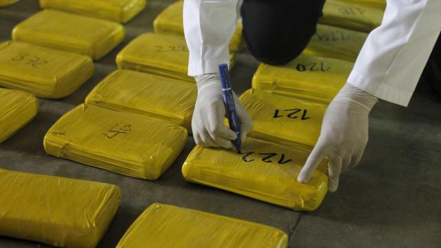 840 kg de cocaína de 'alta pureza' são apreendidos no Rio Solimões