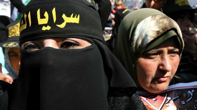 Mais de 40 noivas jihadistas são condenadas à morte no Iraque