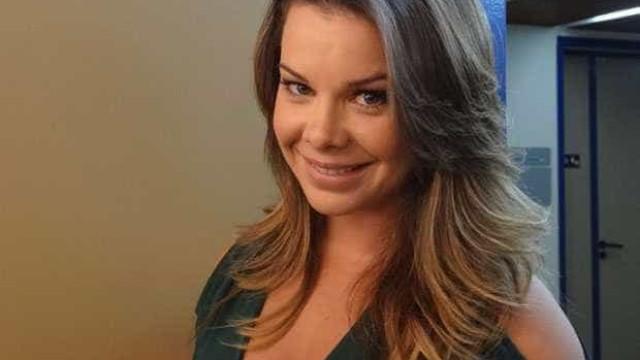 Fernanda Souza conta o motivo de ter saído da Globo