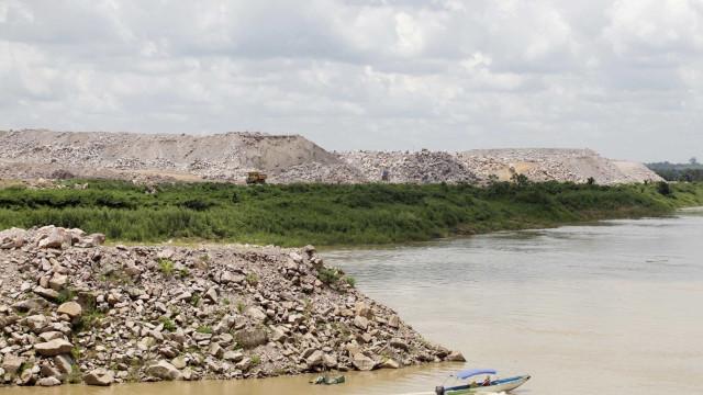 Ministério Público pede suspensão de licença para garimpo no Amazonas
