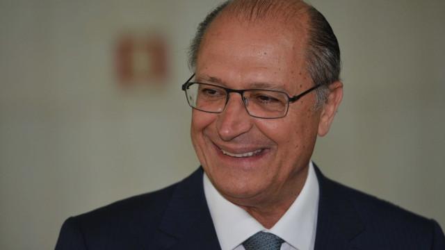 Palanque de Alckmin terá ideias de direita e esquerda