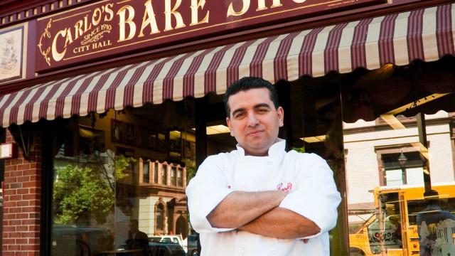 Cake Boss grava até 13 horas por dia para encontrar os filhos logo