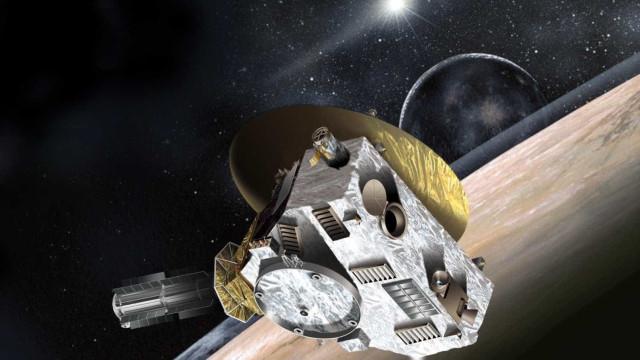 Sonda da Nasa atinge ponto mais distante do sistema solar em 2019