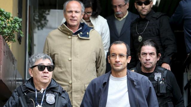 Odebrecht tinha responsável por propina desde 1990, diz Marcelo