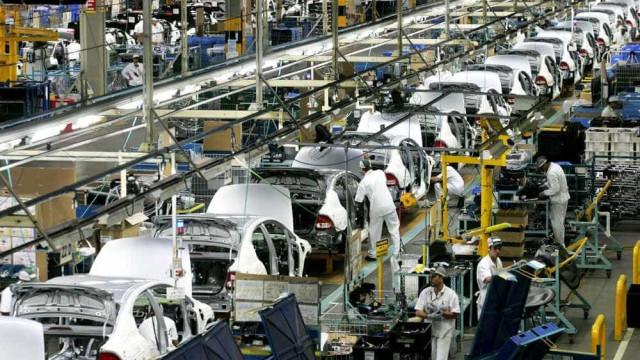 Produção industrial de janeiro tem menor queda desde 2014