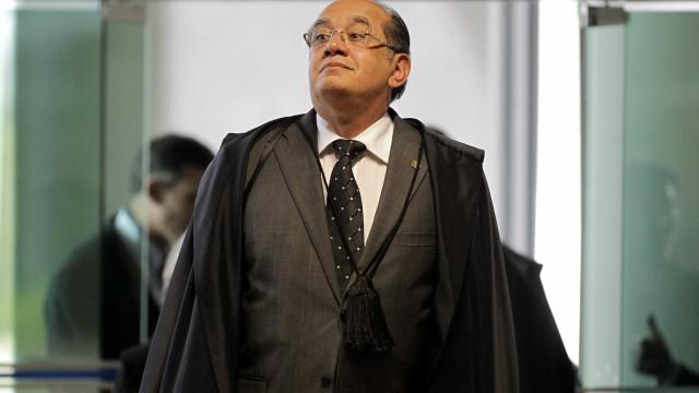 Gilmar Mendes volta a criticar Janot em sessão do STF