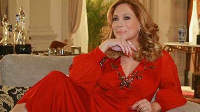 Susana Vieira conta que já fez sexo com desconhecido no avião