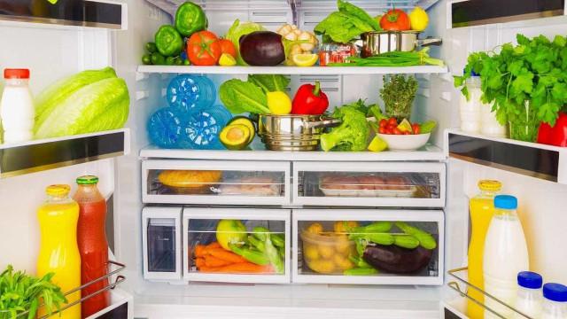 Saiba como conservar alimentos na geladeira