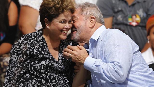 Dilma diz a Lula que não vai se candidatar a cargo político em 2018