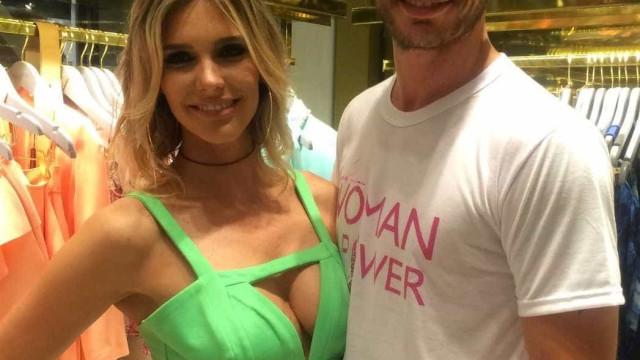 Rodrigo Hilbert defende Fernanda Lima após críticas de cantor