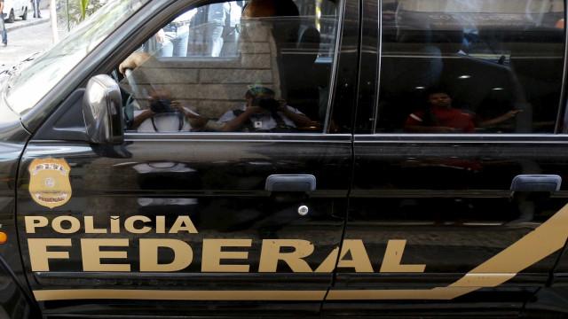 19 são presos em operação da PF contra lavagem de dinheiro