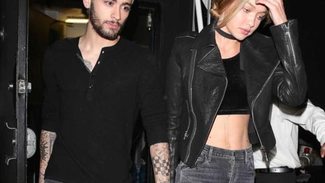 Chega ao fim namoro de Gigi Hadid e Zayn Malik