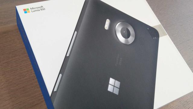Microsoft volta a vender smartphones Lumia
