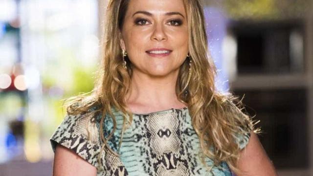 Vivianne Pasmanter assume namoro com ex de Luiza Possi