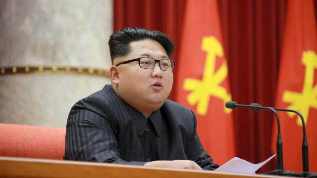 Kim quer novo encontro com Trump e fim da guerra ainda em 2018