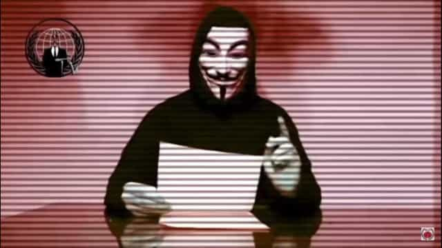 Anonymous invade site do Tribunal Constitucional espanhol