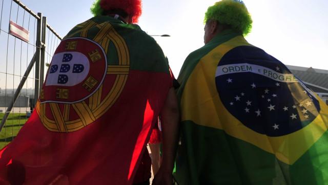 Vitória de Bolsonaro em Portugal reflete perfil do imigrante