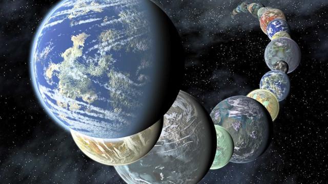 Sinais de água em 3 exoplanetas sugerem existência de vida