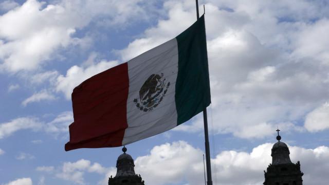 Terremoto de magnitude 5,9 atinge o México sem provocar vítimas
