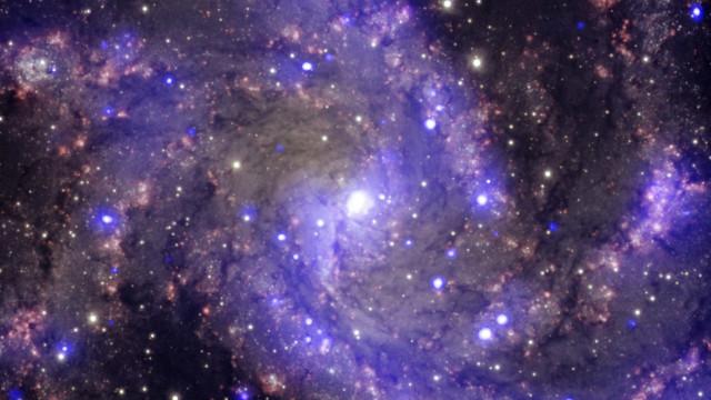 Descoberta permite entender como se formam as galáxias