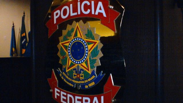 PF faz operação para desarticular tráfico internacional de cocaína