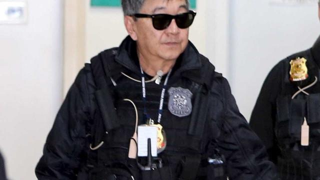 Japonês da Federal se prepara para lançar livro