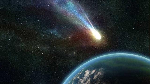 Cometa pode mudar de trajetória e ameaçar a Terra