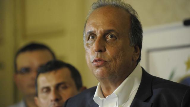 Pezão ficará em 'sala de Estado maior' de unidade prisional da PM