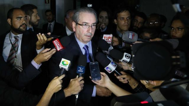 PT age como organização criminosa, ataca Cunha