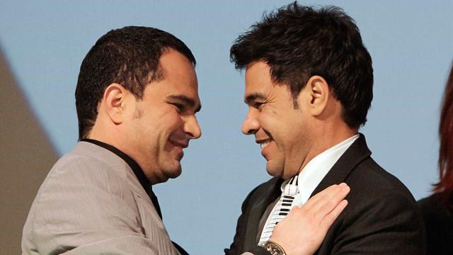Após 20 anos, Zezé e Luciano retomam projeto Amigos com show em Goiânia
