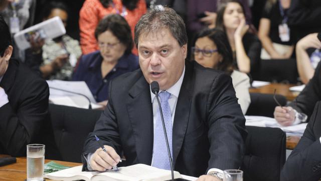 Preso, ex-senador Gim Argello é denunciado mais uma vez pela Lava Jato