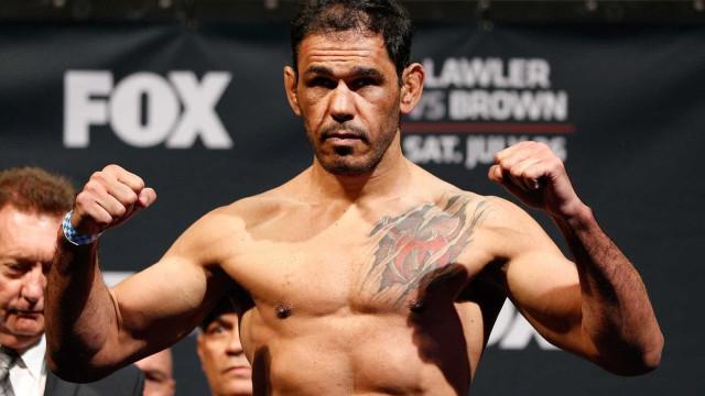 Minotouro é flagrado no antidoping e está fora do UFC Canadá