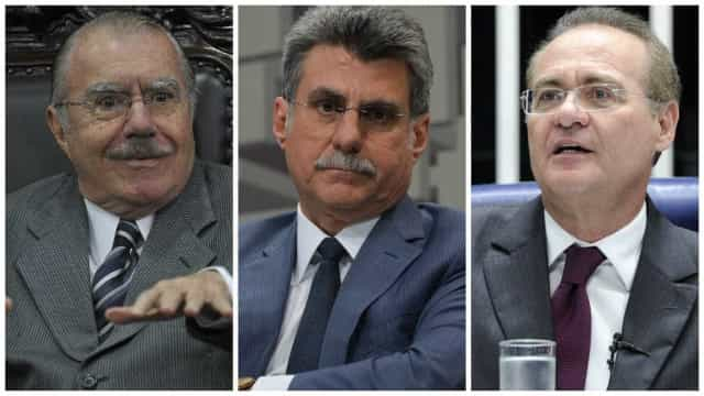 Janot pede arquivamento do inquérito contra Renan, Jucá e Sarney