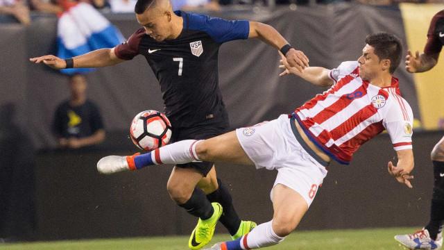 Estados Unidos vencem e  avançam às quartas da Copa América